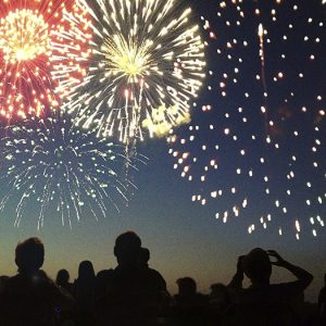Where you can watch 4th of July Fireworks in San Diego
