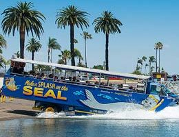 San Diego SEAL Tours at Seaport Village