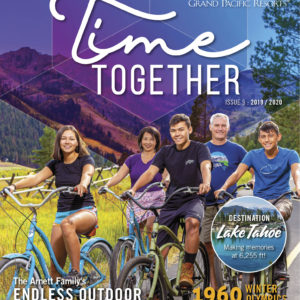 Our Newest Edition Of Time Together Has Arrived!